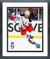 New York Rangers Carl Hagelin 2014 NHL Stadium Series Framed Photo