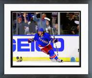 New York Rangers Carl Hagelin NHL Stanley Cup Playoffs Framed Photo