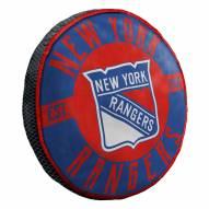 New York Rangers Cloud Travel Pillow