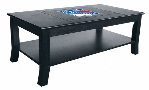 New York Rangers Coffee Table
