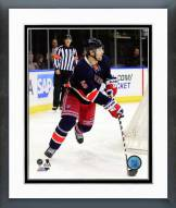New York Rangers Dan Girardi Action Framed Photo