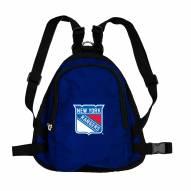 New York Rangers Dog Mini Backpack