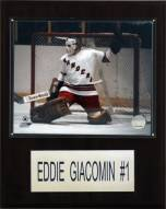 "New York Rangers Eddie Giacomin 12"" x 15"" Player Plaque"