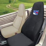 New York Rangers Embroidered Car Seat Cover
