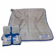 New York Rangers Frosty Fleece Blanket