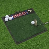 New York Rangers Golf Hitting Mat