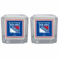 New York Rangers Graphics Candle Set