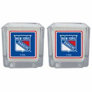 New York Rangers Graphics Candle Set