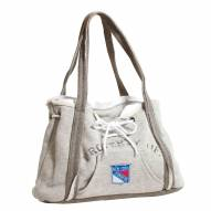 New York Rangers Hoodie Purse