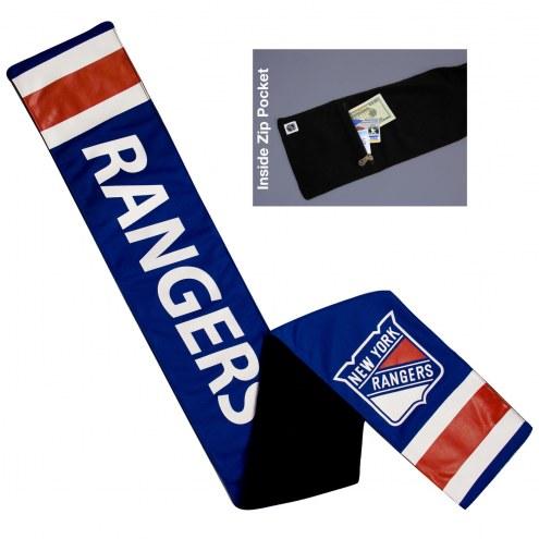 New York Rangers Jersey Scarf