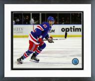 New York Rangers Keith Yandle Action Framed Photo