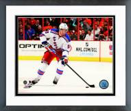 New York Rangers Kevin Hayes Action Framed Photo