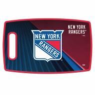 New York Rangers Large Cutting Board