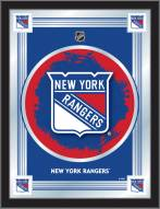 New York Rangers Logo Mirror