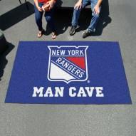 New York Rangers Man Cave Ulti-Mat Rug
