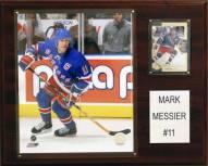"New York Rangers Mark Messier 12"" x 15"" Player Plaque"