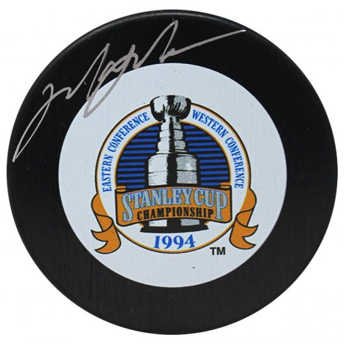 New York Rangers Mark Messier Signed 1994 Stanley Cup Puck