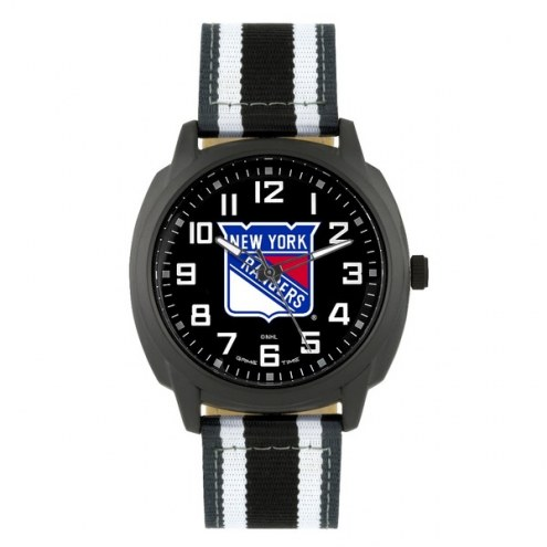 New York Rangers Men's Ice Watch