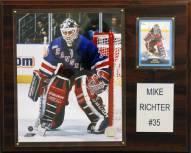 "New York Rangers Mike Richter 12"" x 15"" Player Plaque"