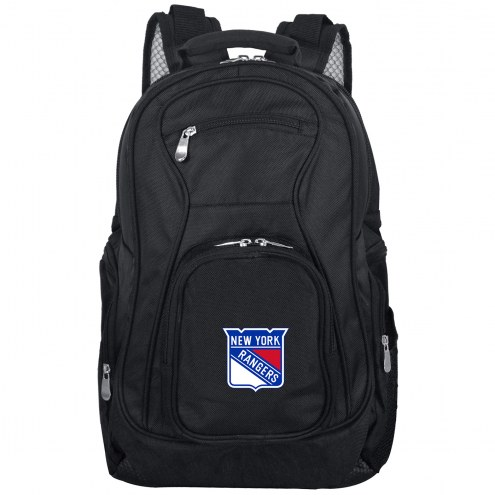 New York Rangers Laptop Travel Backpack