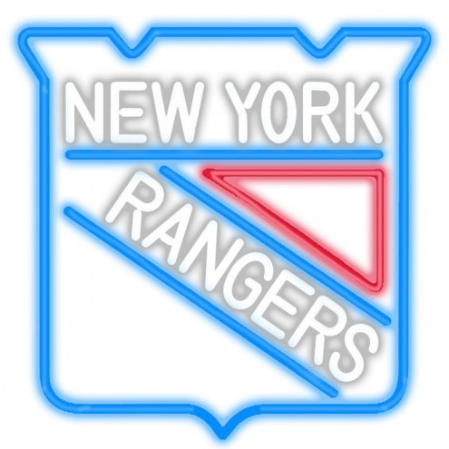 New York Rangers Neon Light