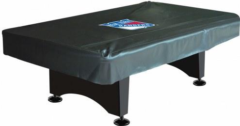 New York Rangers NHL Pool Table Cover