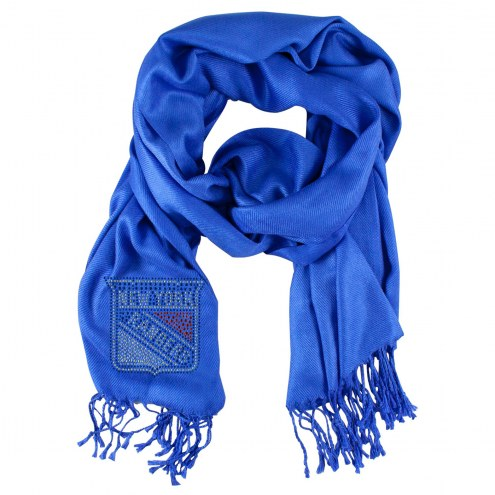 New York Rangers Pashi Fan Scarf