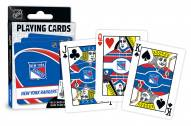 New York Rangers Playing Cards