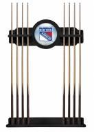 New York Rangers Pool Cue Rack
