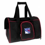 New York Rangers Premium Pet Carrier Bag