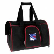 New York Rangers Premium Pet Carrier Bag