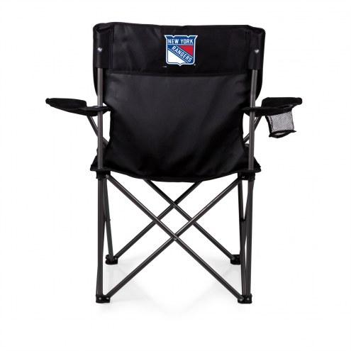 New York Rangers PTZ Camping Chair