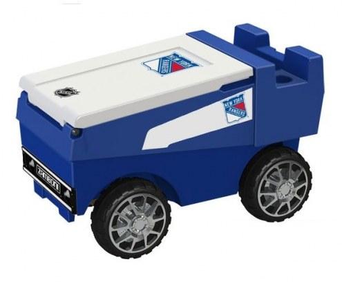 New York Rangers Remote Control Zamboni Cooler