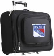 New York Rangers Rolling Laptop Overnighter Bag