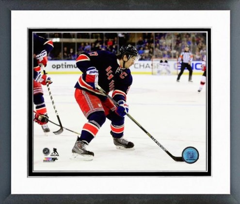 New York Rangers Ryan McDonagh Action Framed Photo