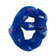 New York Rangers Sheer Infinity Scarf