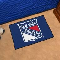New York Rangers Starter Rug
