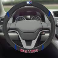 New York Rangers Steering Wheel Cover