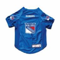 New York Rangers Stretch Dog Jersey