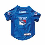 New York Rangers Stretch Dog Jersey