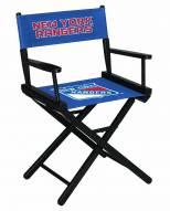 New York Rangers Table Height Director's Chair