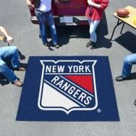 New York Rangers Tailgate Mat