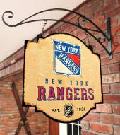 New York Rangers Tavern Sign