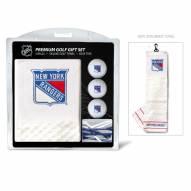 New York Rangers Golf Gift Set