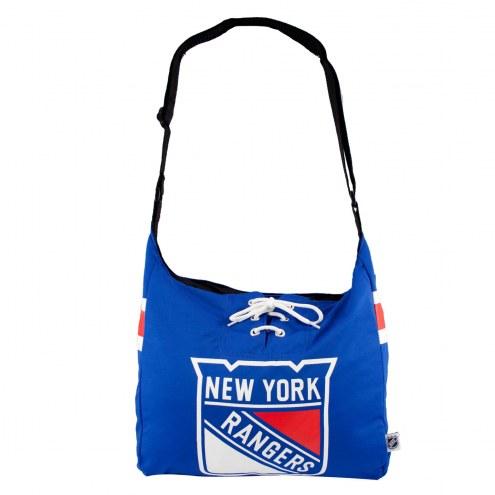 New York Rangers Team Jersey Tote