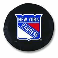 New York Rangers Tire Cover