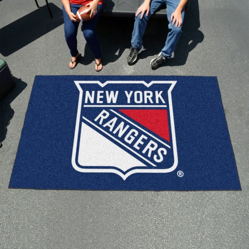 New York Rangers Ulti-Mat Area Rug