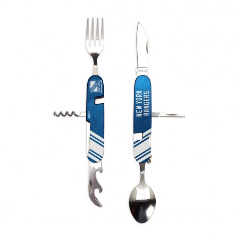 New York Rangers Utensil Multi-Tool