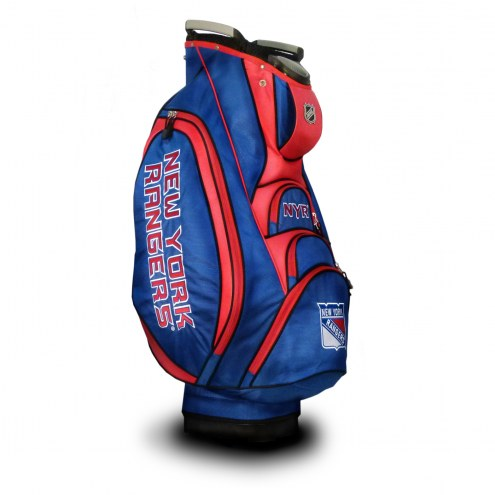 New York Rangers Victory Golf Cart Bag