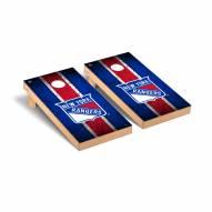 New York Rangers Vintage Cornhole Game Set